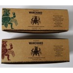 WANCHAKO INCENSES 20:-  PALO SANTO 10 PACKS X 12 BOXES & 7 HERBS 10 PACKS X 12 BOXES
