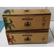 WANCHAKO INCENSES 2 PACKS ( PALO SANTO 1 PACK X 12 BOXES & 7 HERBS 1 PACK X 12 BOXES)